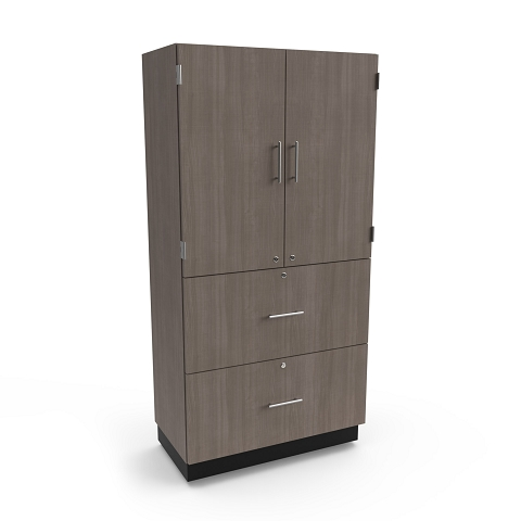 Collins 2473-36 Curriculum Cabinet