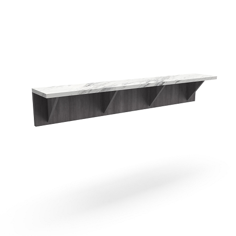 Collins 2673-72 Breakroom Ledge