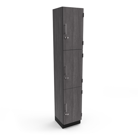 Collins 2683-16 Triple Tall Locker