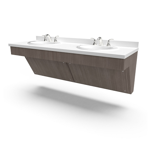Collins 2685-72 ADA Bathroom Vanity