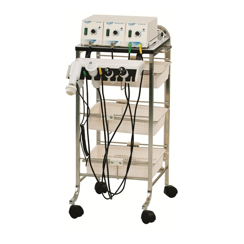 Paragon 303T Three Function on Facial Trolley