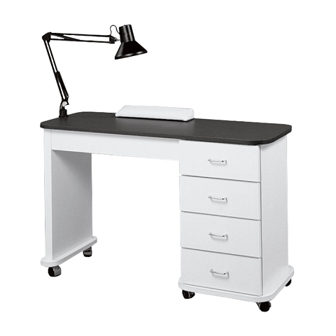 Collins 700-46 Capri Nail Table