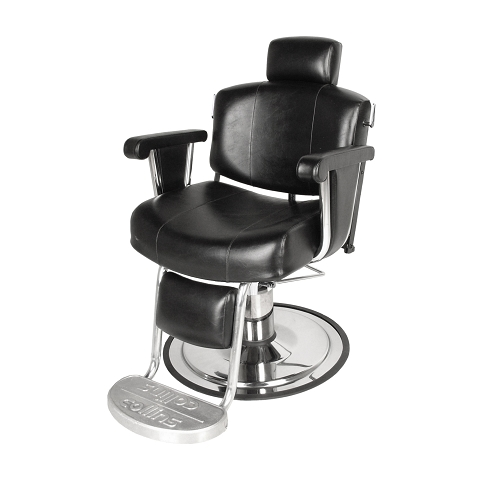 Collins 9010EDU Continental Barber Chair