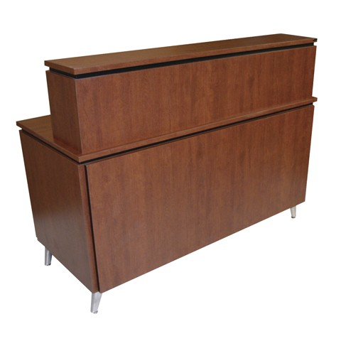 Collins 4416-56 QSEp Alpha Reception Desk
