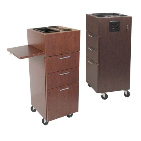Collins 935-15 Amati BC Portable Styling Cart