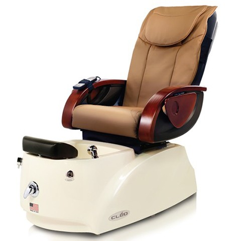 J&A USA Cleo AX Pedicure Chair