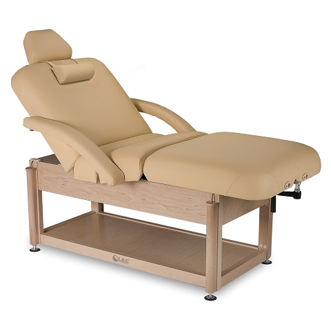 LEC Napa Spa Salon Treatment Table Power Assist