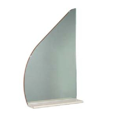 Kaemark RP10MP Reflections Mirror w Shelf
