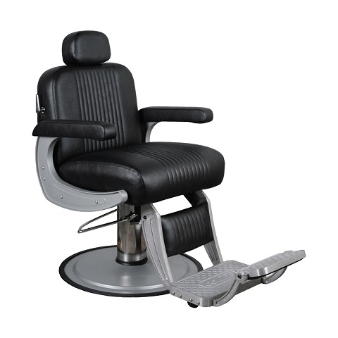 Collins B40 Cobalt Barber Chair